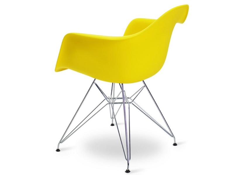 dar stuhl gelb. Black Bedroom Furniture Sets. Home Design Ideas