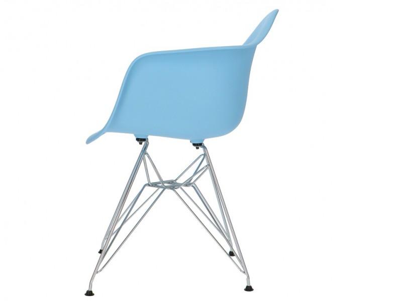 Bild von Stuhl-Design DAR Eames Stuhl - Hellblau