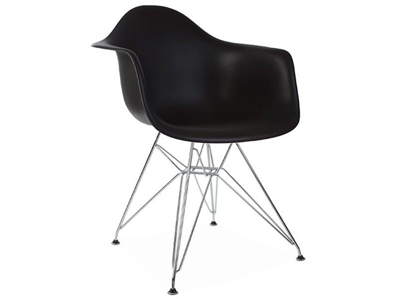 Bild von Stuhl-Design DAR Eames Stuhl - Schwarz