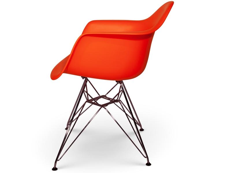 Dar stuhl orange for Stuhl design wettbewerb