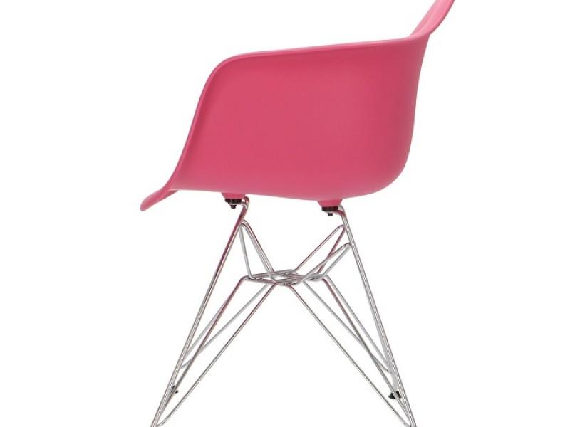 Bild von Stuhl-Design DAR Stuhl - Rosa