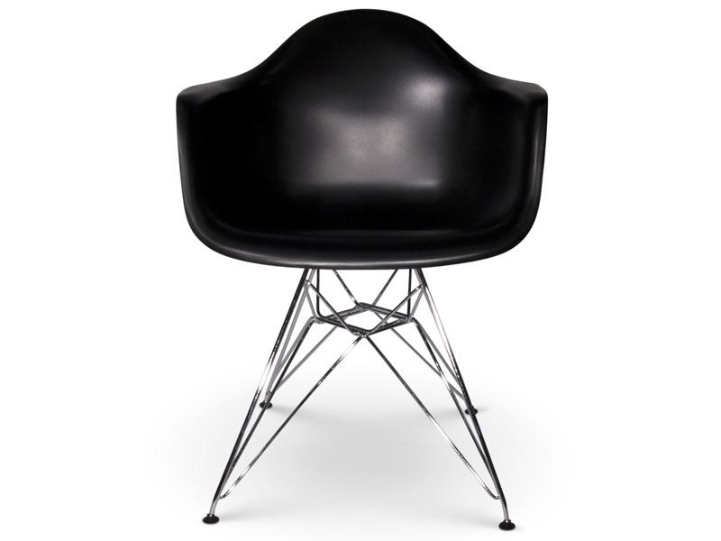 Dar stuhl schwarz for Design stuhl schwarz