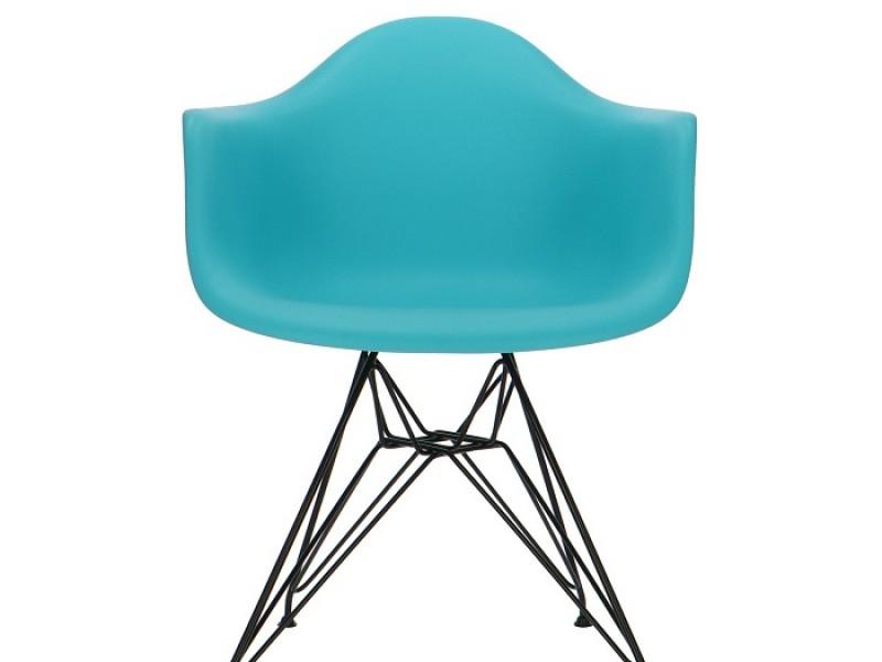 Bild von Stuhl-Design DAR Stuhl - Türkis