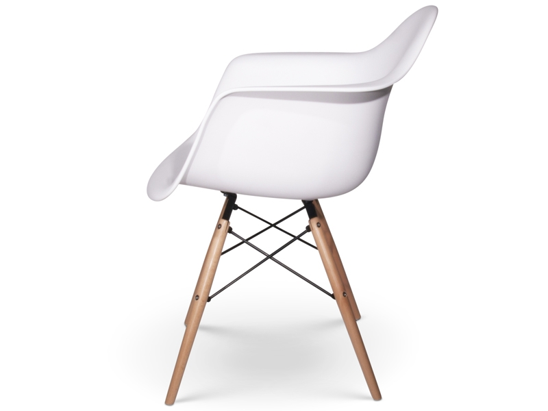 Daw stuhl wei for Design stuhl eames