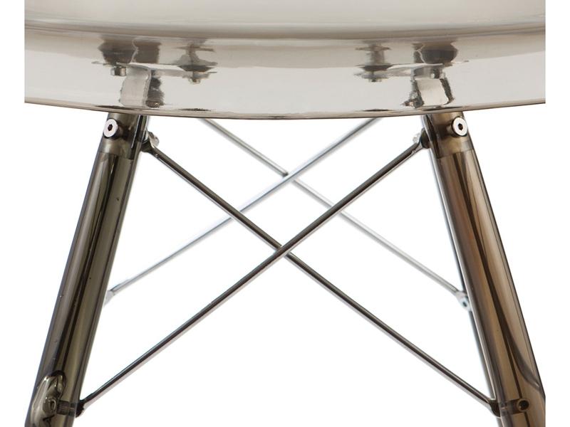 Bild von Stuhl-Design DAW Stuhl All Ghost - Rauchgrau