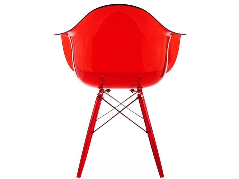 Bild von Stuhl-Design DAW Stuhl All Ghost - Rot