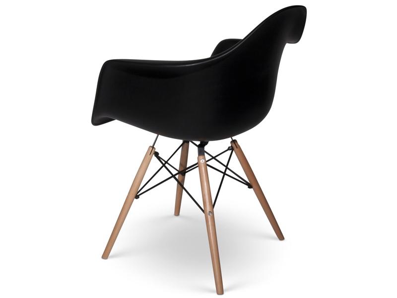 Daw stuhl schwarz for Design stuhl schwarz