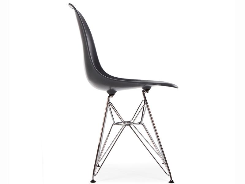 Bild von Stuhl-Design DSR Eames Stuhl - Anthrazit
