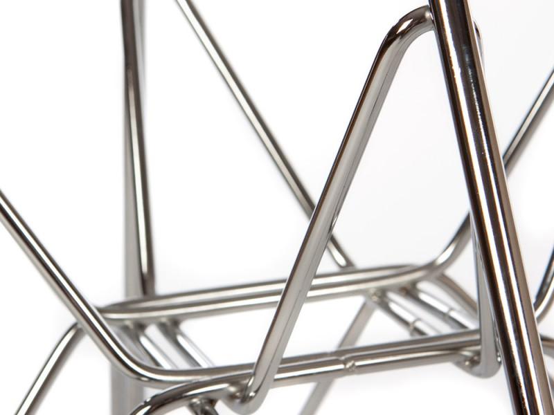 Bild von Stuhl-Design DSR Eames Stuhl - Durchsichtig Pinken
