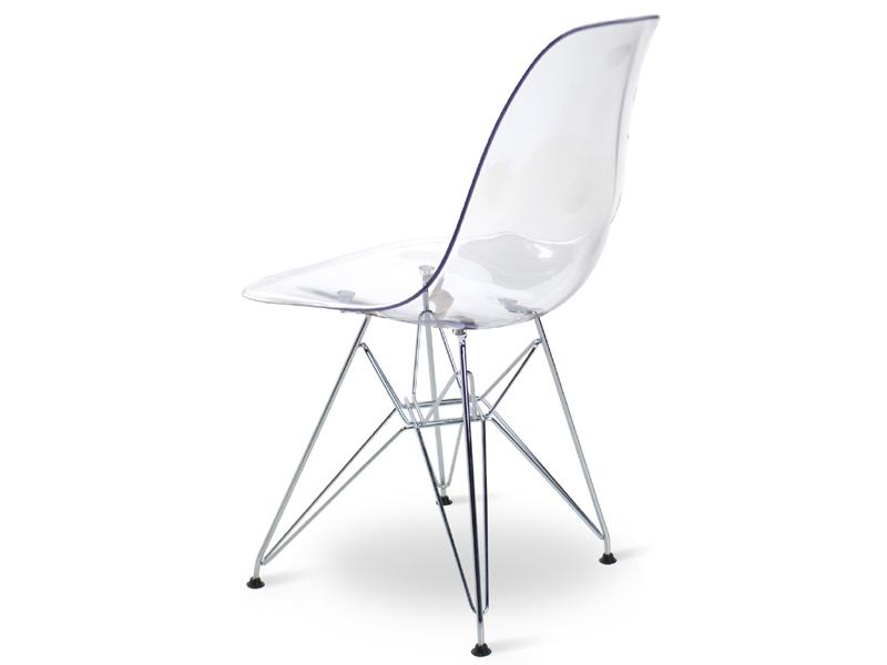 Dsr stuhl durchsichtig for Design stuhl durchsichtig