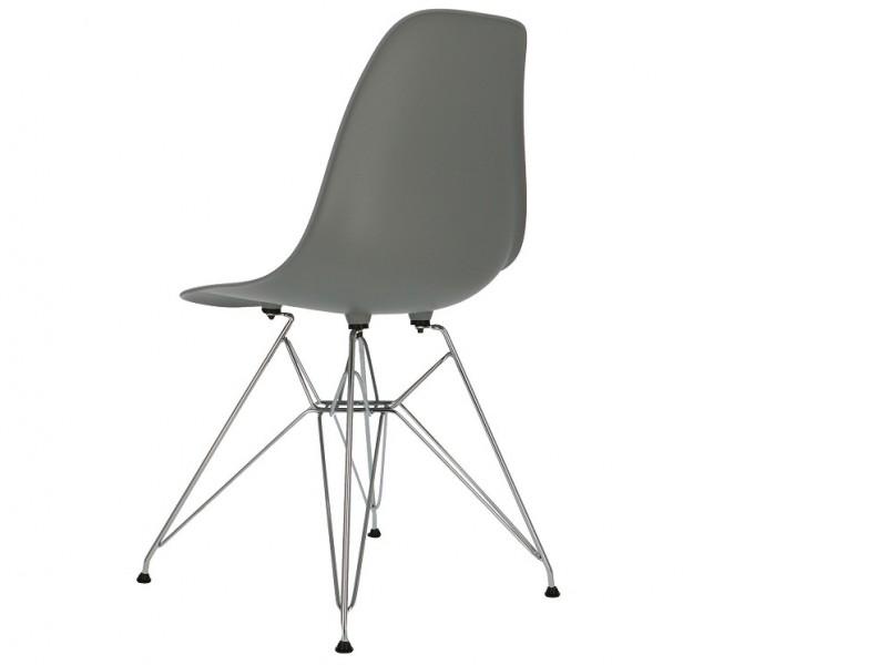 Bild von Stuhl-Design DSR Eames Stuhl - Grau