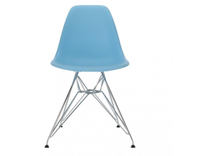 Bild von Stuhl-Design DSR Eames Stuhl - Hellblau