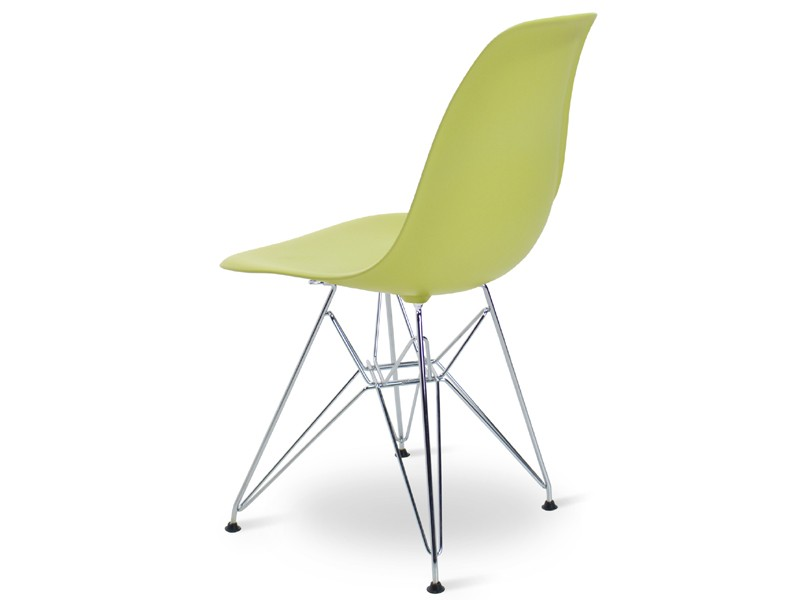 Bild von Stuhl-Design DSR Eames Stuhl - Olivgrün