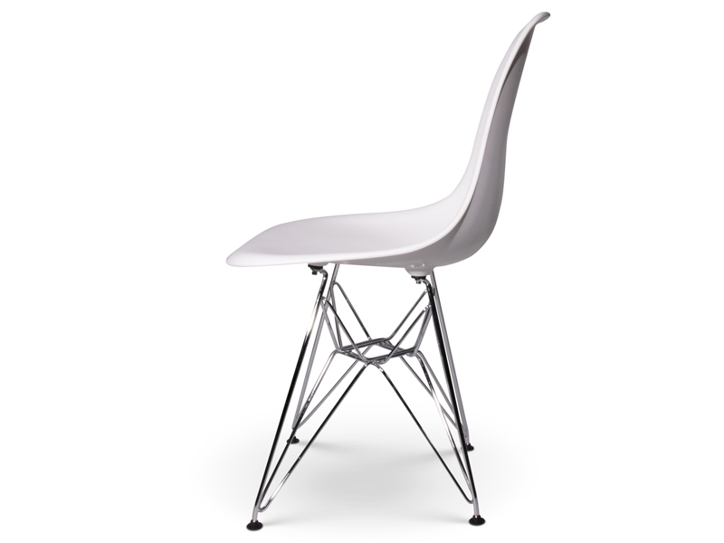 Bild von Stuhl-Design DSR Eames Stuhl - Weiß