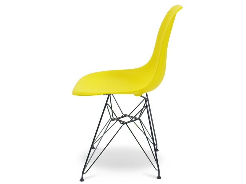 Bild von Stuhl-Design DSR Eames Stuhl - Zitronengelb