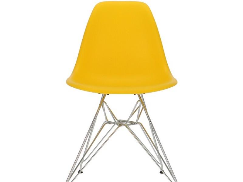 Bild von Stuhl-Design DSR Stuhl - Gelb