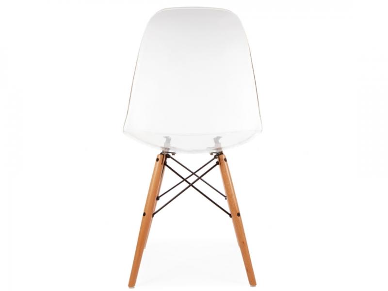 dsw stuhl durchsichtig. Black Bedroom Furniture Sets. Home Design Ideas
