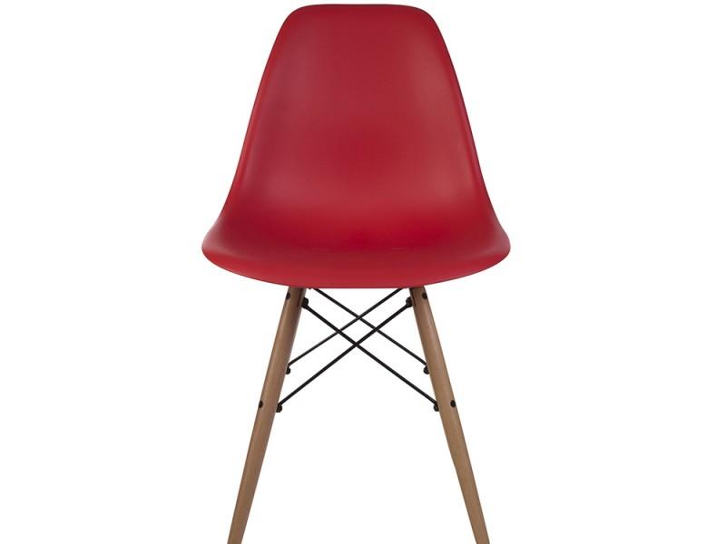 Bild von Stuhl-Design DSW Eames Stuhl - Rot