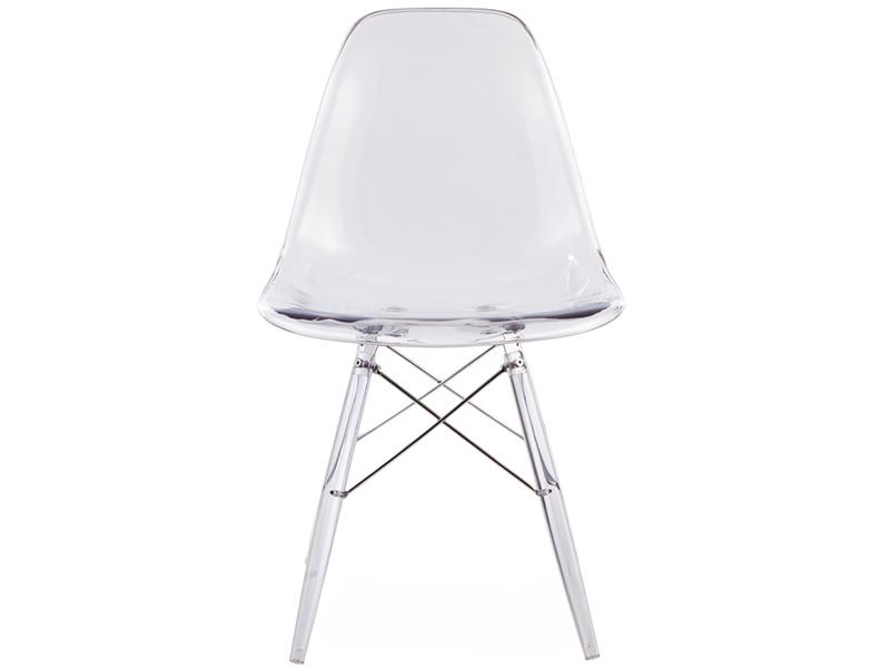 Bild von Stuhl-Design DSW Stuhl All Ghost - Durchsichtig