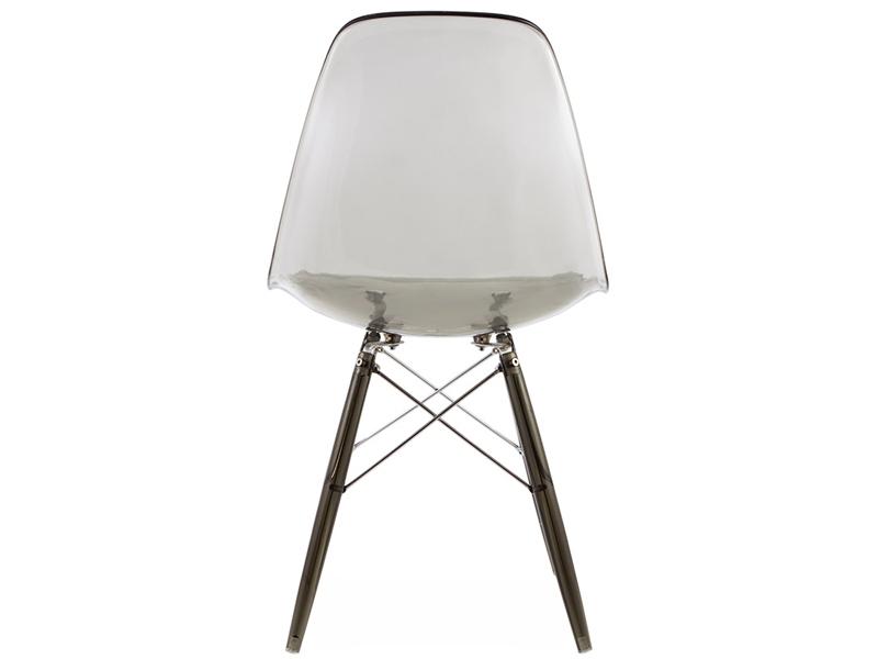 Bild von Stuhl-Design DSW Stuhl All Ghost - Rauchgrau