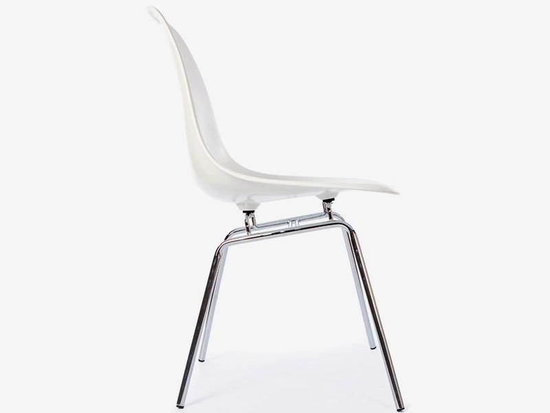 Bild von Stuhl-Design DSX Eames Stuhl - Weiß
