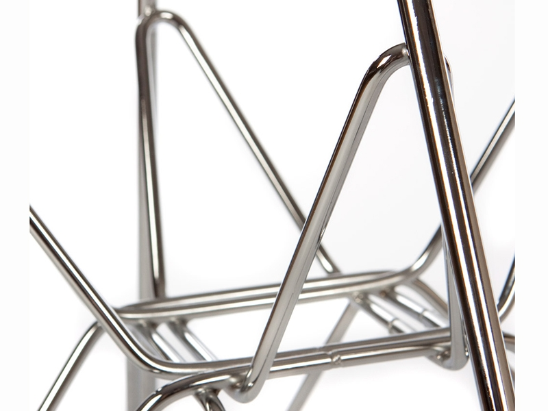 Bild von Stuhl-Design Eames Bikini Stuhl - Schwarz