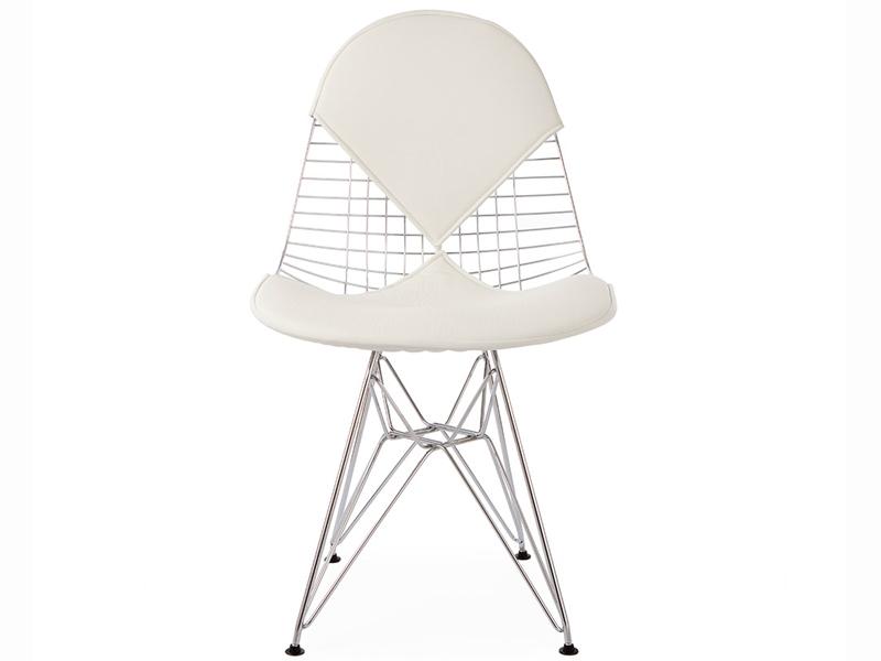 eames bikini stuhl wei. Black Bedroom Furniture Sets. Home Design Ideas