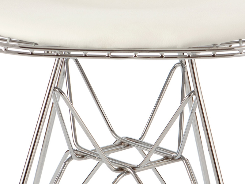 Eames DKR Stuhl Weiß