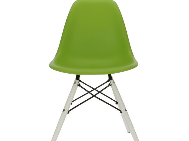 Bild von Stuhl-Design Eames DSW Stuhl - Grün