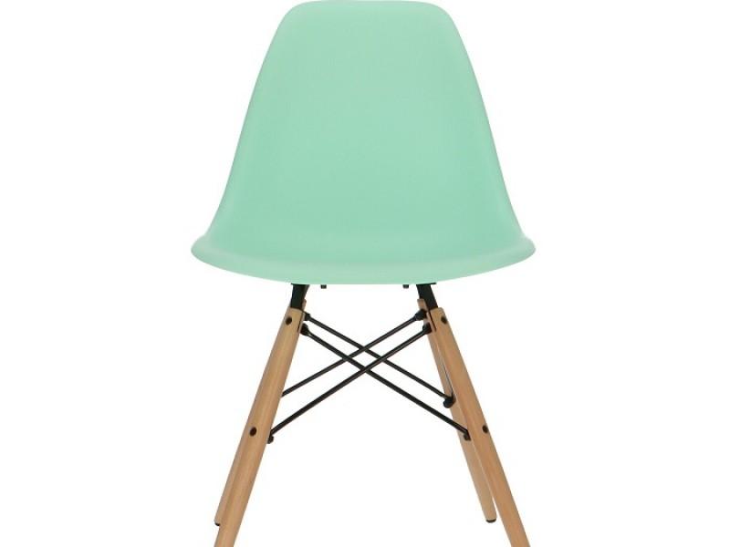 Bild von Stuhl-Design Eames DSW Stuhl - Minzgrün