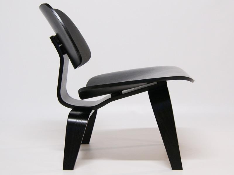 eames lcw stuhl schwarz. Black Bedroom Furniture Sets. Home Design Ideas
