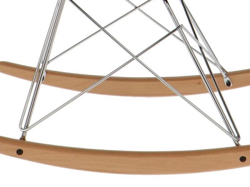 Bild von Stuhl-Design Eames Rocking Chair RAR - Patchwork