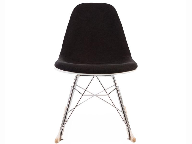eames rsr wollpolsterung grau. Black Bedroom Furniture Sets. Home Design Ideas