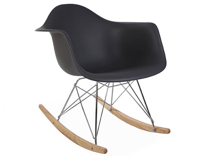 eames schaukelstuhl rar anthrazit. Black Bedroom Furniture Sets. Home Design Ideas
