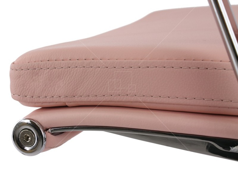 Bild von Stuhl-Design Eames Soft Pad EA208 - Rosa
