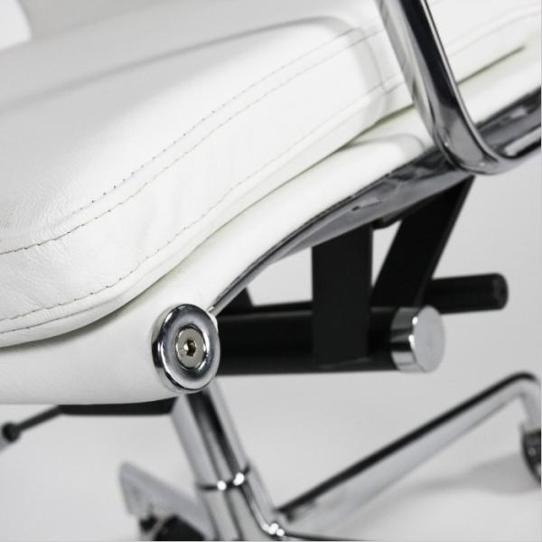Bild von Stuhl-Design Eames Soft Pad EA219 - Weiß