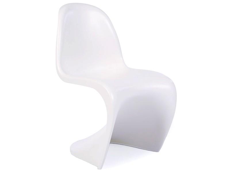 Bild von Stuhl-Design Eiffel Kinder Tisch - 4 Panton Stühle