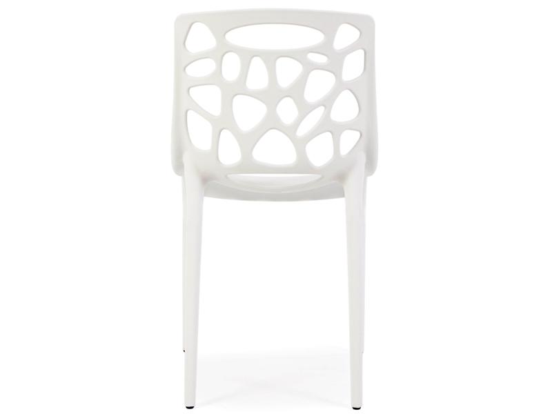 elf stuhl wei. Black Bedroom Furniture Sets. Home Design Ideas