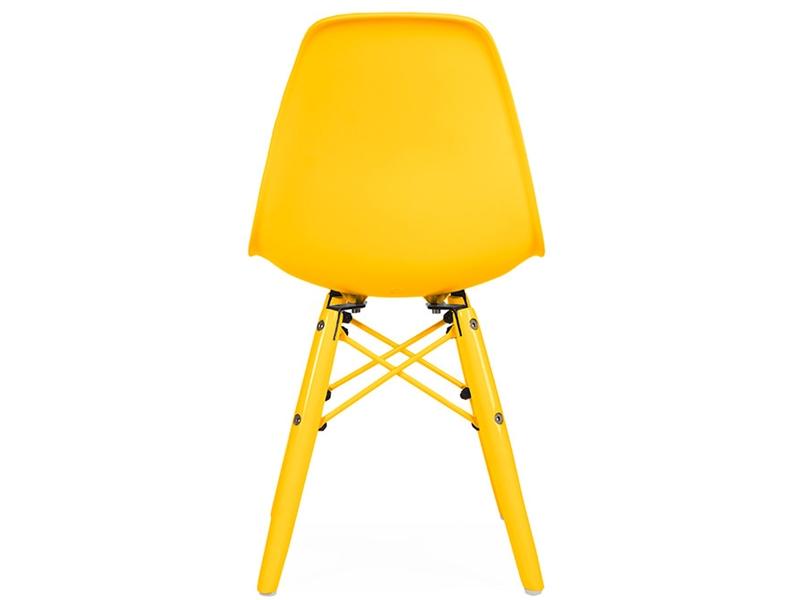 kinder stuhl dsw color gelb. Black Bedroom Furniture Sets. Home Design Ideas