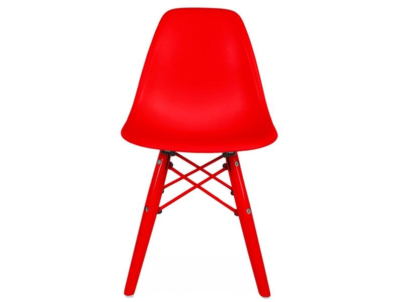 Kinder stuhl dsw color rot for Design stuhl rot