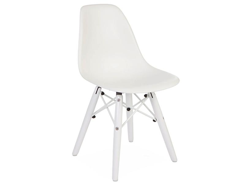kinder stuhl dsw color wei. Black Bedroom Furniture Sets. Home Design Ideas