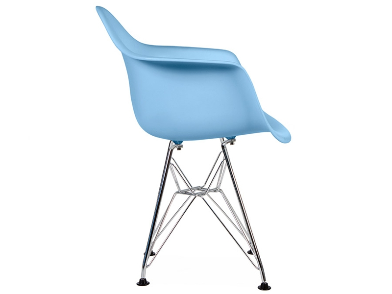 Kinder stuhl eames dar blau for Design stuhl eames