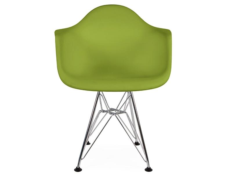 kinder stuhl eames dar gr n. Black Bedroom Furniture Sets. Home Design Ideas