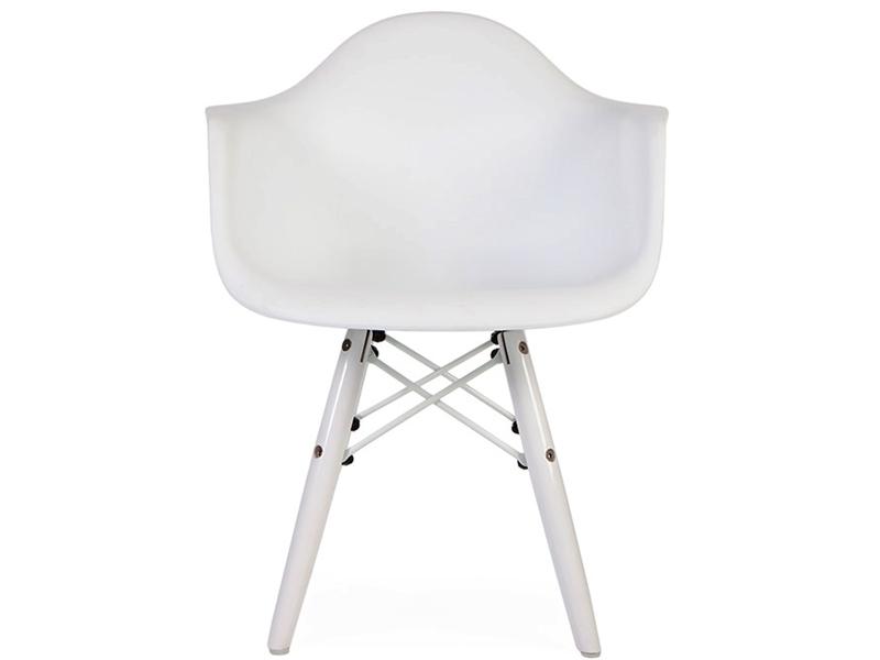 kinder stuhl eames daw color wei. Black Bedroom Furniture Sets. Home Design Ideas
