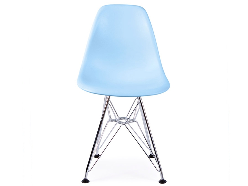 Kinder stuhl eames dsr blau for Design stuhl eames