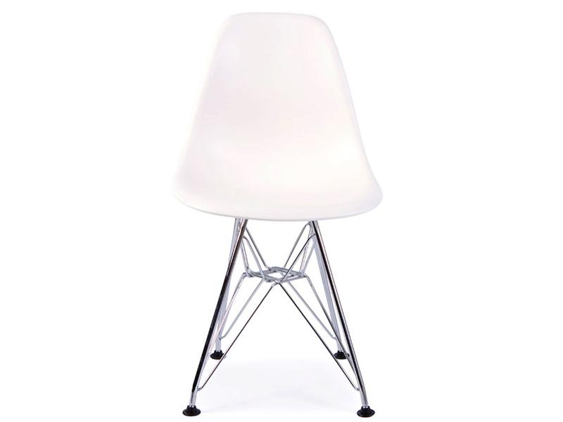 Kinder Stuhl Eames DSR Weiß