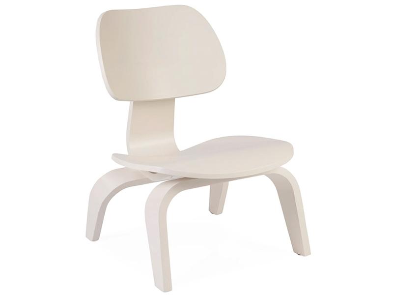kinder stuhl eames lcw wei. Black Bedroom Furniture Sets. Home Design Ideas