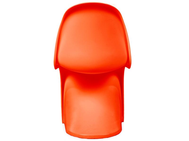 Bild von Stuhl-Design Kinder Stuhl Panton - Orange