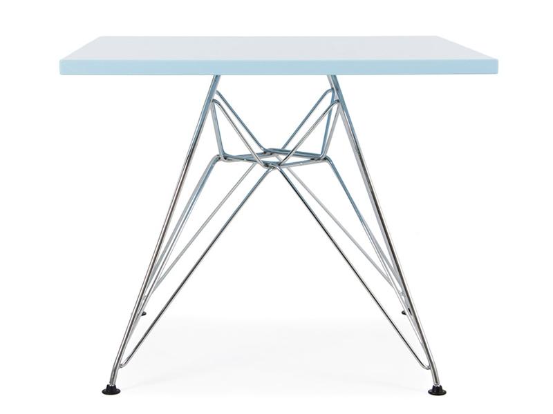 Bild von Stuhl-Design Kinder Tisch Eames Eiffel - Blau