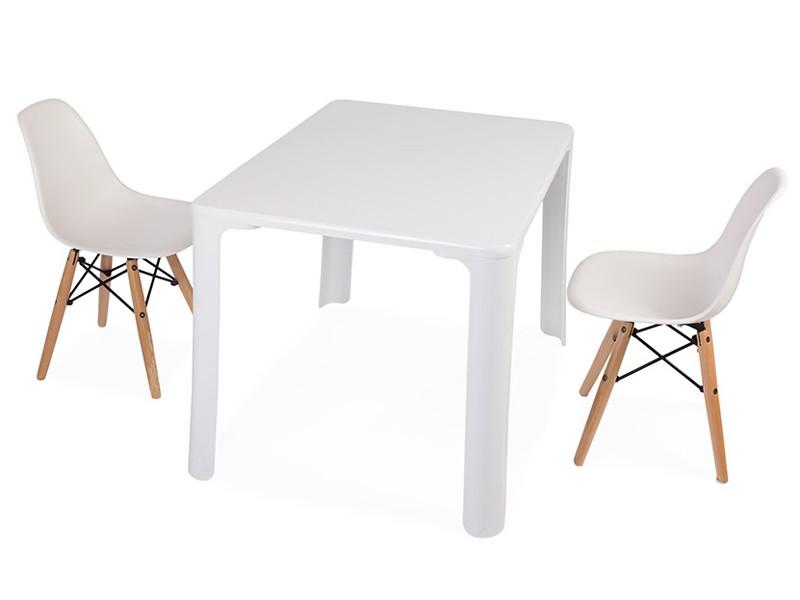 kinder tisch jasmine 2 dsw st hle. Black Bedroom Furniture Sets. Home Design Ideas